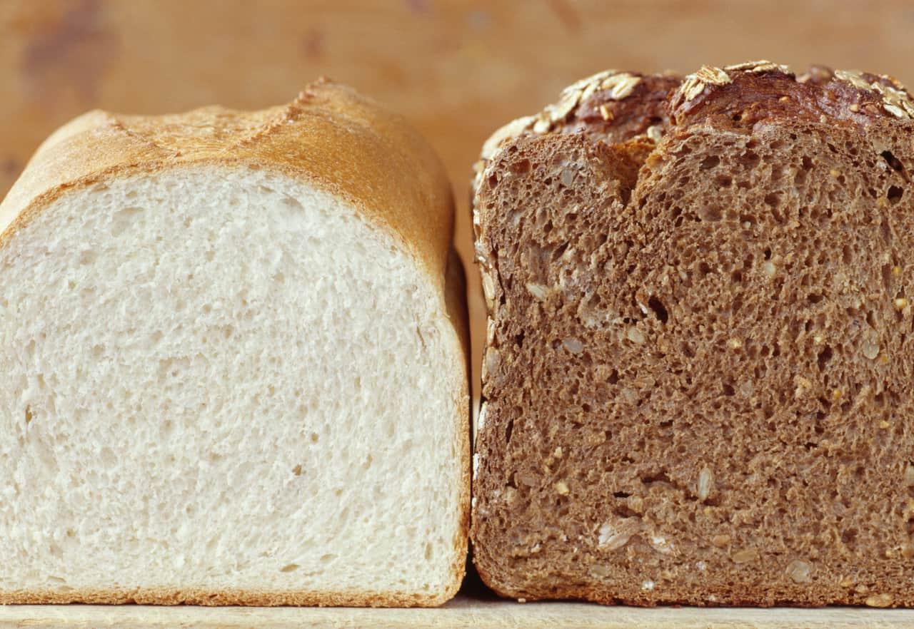 Whole Wheat Bread vs. White Bread recommendations