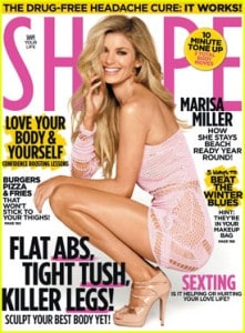 February 2011 Shape Magazine