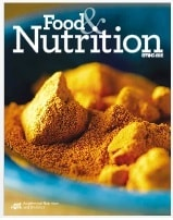 Monica Reinagel Food and Nutrition Magazine