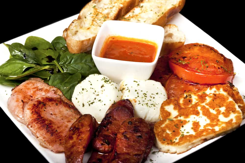What type of restaurants are healthiest nutrition over easy for About greek cuisine