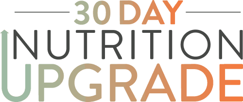 30day Nutrition Upgrade